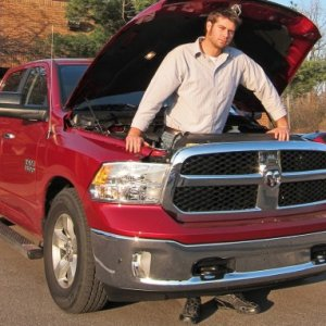 RAM 1500 Recall FIRE harness springs